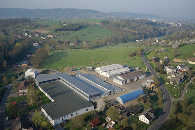 Production and warehouse premises Bělá